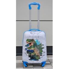 Детский чемодан для мальчика Динозавр