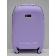 Маленький чемодан на колесах Wings Express сирень