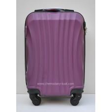 Маленький чемодан на колесах Wings Fun Фиолет