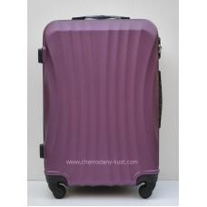 Чемодан на колесах Wings Fun Фиолетовый