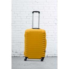 Чехол на чемодан Дайвинг желтый