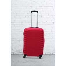 Чехол на чемодан Дайвинг красный