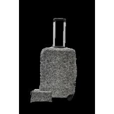 Чехол на чемодан Дайвинг меланж