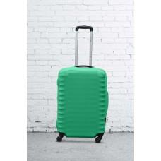 Чехол на чемодан Дайвинг мятный