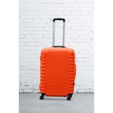 Чехол на чемодан Дайвинг Оранжевый