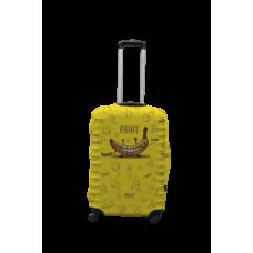 Чехол на чемодан Coverbag банан