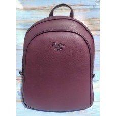 Женская сумочка-рюкзак David Jones 5323 бордовая
