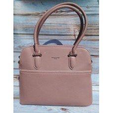 Дамская сумочка David Jones 6221 розовая