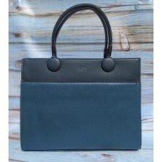 Дамская сумочка David Jones 5406 синяя