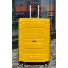 Чемодан Madison GT желтый