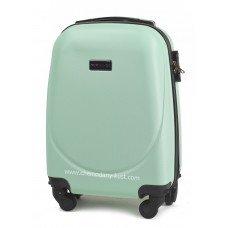 Маленький чемодан на колесах Wings Express Мятный