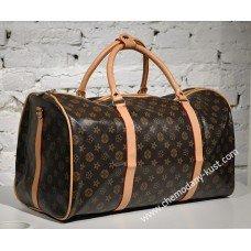 Дорожная сумка Neo Bag коричнево-бежевая