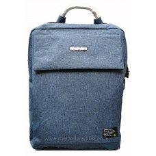 Рюкзак№ 002 Синий