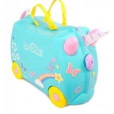 Детский чемодан на колесах Trunki Una