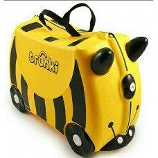 Детский чемодан на колесах Trunki Bernard