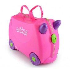 Детский чемодан на колесах Trunki Trixie