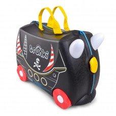 Детский чемодан на колесах Trunki Pedro