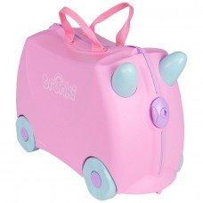 Детский чемодан на колесах Trunki Rosie