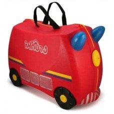 Детский чемодан на колесах Trunki Fire